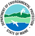 Logo: Maine Department of Environmental Protection