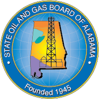 Logo: Alabama Oil and Gas Board