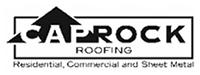 Logo: Caprock Roofing