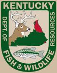Logo: Kentucky Department of Fish & Wildlife Resources