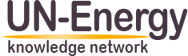 Logo: United Nations Energy Knowledge Network (UN-Energy)