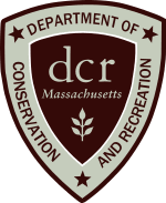 Logo: Massachusetts Department of Conservation and Recreation
