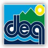 Logo: Oregon Department of Environmental Quality