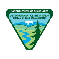 Logo: BLM Battle Mountain District Office