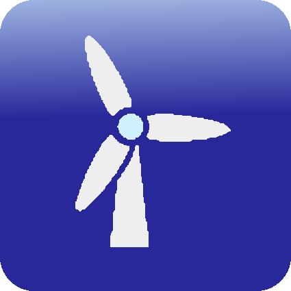 File:Wind turbine square icon.png