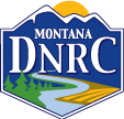 Logo: Montana Department of Natural Resources& Conservation