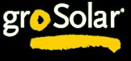 Logo: GroSolar