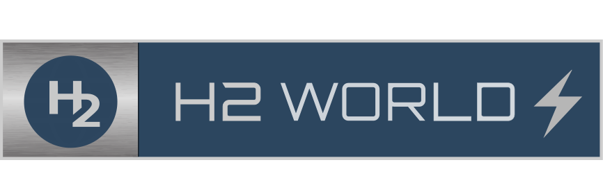 Logo: H2 World