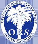 Logo: South Carolina Office of Regulatory Staff