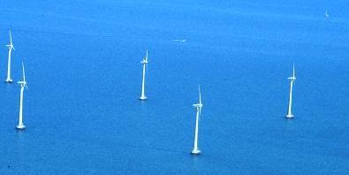 Vestas' Tunoe Knob Offshore wind farm