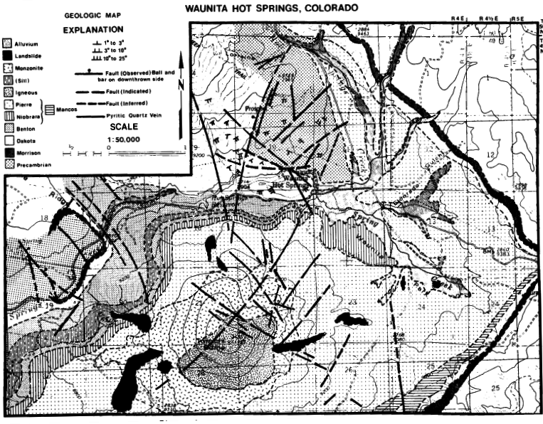 File:Geological map of Waunita Hot Springs.PNG