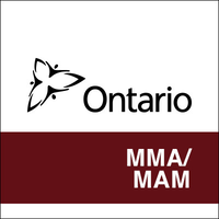 Logo: Ontario Ministry of Municipal Affairs