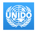 Logo: United Nations Industrial Development Organization