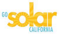 Logo: Go Solar California