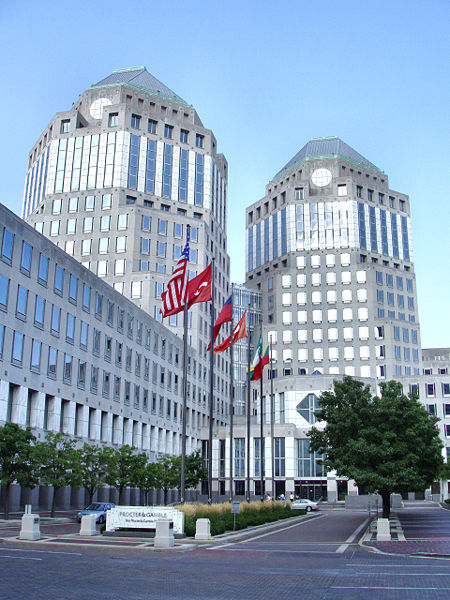 File:450px-Cincinnati-procter-and-gamble-headquarters.jpg