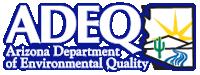 Logo: Arizona Department of Environmental Quality