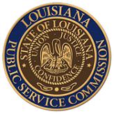 Logo: Louisiana Public Service Commission