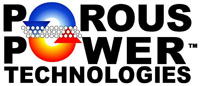 Logo: Porous Power Technologies LLC