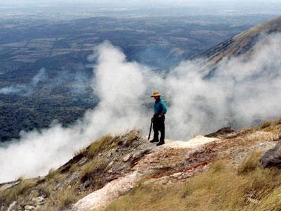 El Hoyo Monte Galan, Nicaragua