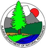 Logo: Alaska Department of Natural Resources