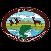 Logo: Arkansas Game and Fish Commission