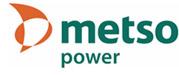 Logo: Metso Power