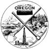 Logo: Oregon State Department of Geology and Mineral Industries