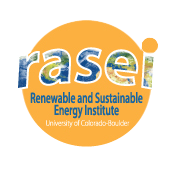 Logo: CU-Boulder Renewable and Sustainable Energy Institute