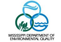 Logo: Mississippi Department of Environmental Quality