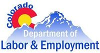 Logo: Colorado Department of Labor and Employment