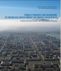 Public Finance Mechanisms to Increase Investment in Energy Efficiency Screenshot