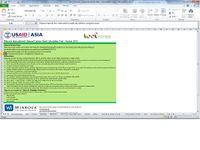 Manual Carbon Stock Calculation Tool Screenshot