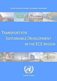 UNECE-Transport for Sustainable Development in the ECE Region Screenshot