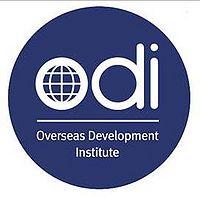 Logo: Overseas Development Institute