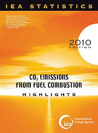CO2 Emissions from Fuel Combustion Screenshot