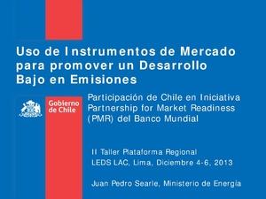 JPSearle - Uso de Instrumentos de Mercado para promover un Desarrollo Bajo en Emisiones.pdf
