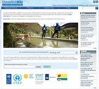 ClimateTechWiki - a clean technology platform Screenshot