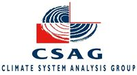 Logo: Climate Systems Analysis Group (CSAG) University of Cape Town