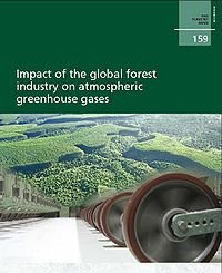 Impact of the Global Forest Industry on Atmospheric Greenhouse Gas Screenshot