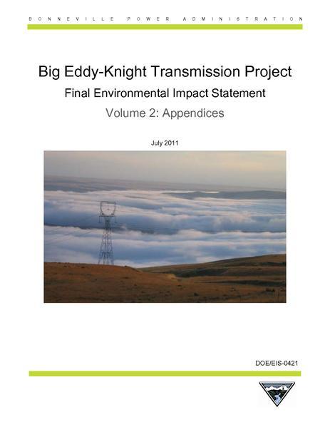 File:Big Eddy-Knight FEIS Volume 2.pdf
