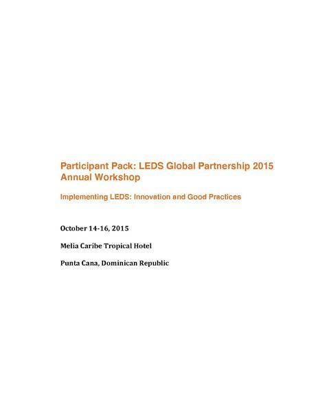 File:LEDS GP Annual Event 2015 Participant Packet.pdf