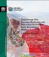Mexico - Greenhouse Gas Emissions Baselines and Reduction Potentials from Buildings Screenshot