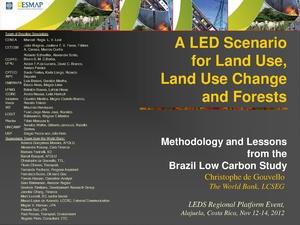 Christophe de Gouvello - Brazil LULUCF LEDS, Nov 13, 2012, LEDS Platf Costa Rica.pdf