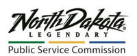 Logo: North Dakota Public Service Commission