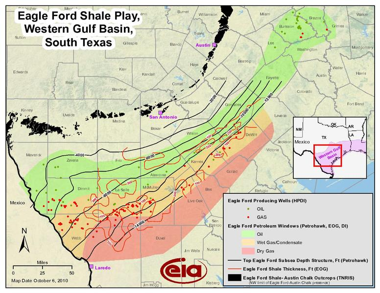 FileEIAshaleusapdf Open Energy Information - Us shale plays map eia