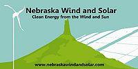Logo: Nebraska Wind and Solar