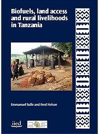 Tanzania-Biofuels, Land Access and Rural Livelihoods Screenshot