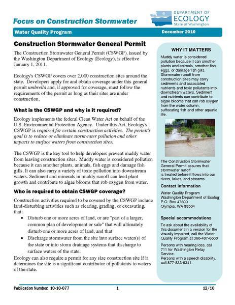 File:Washington Construction Stormwater Focus Sheet.pdf