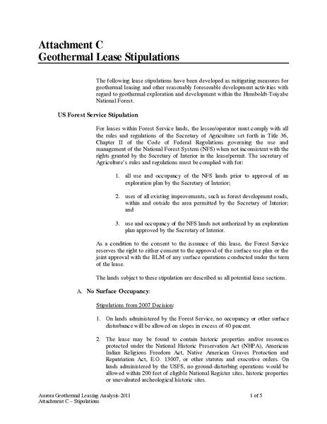 File:EA-NV-030-06-025 Attachment C - Lease Stipulations.pdf