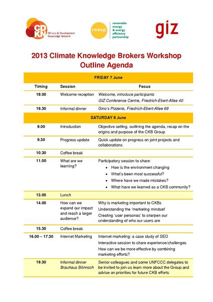 File:CKB Workshop 2013 Revised Agenda - 3 June.pdf